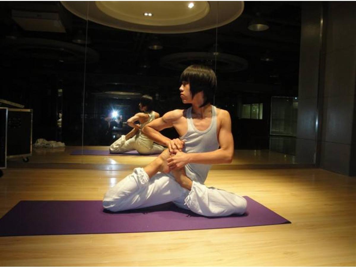 艾扬格瑜伽教程内容_专业运动、休闲馆-北京吉祥梅朵文化发展有限责任公司