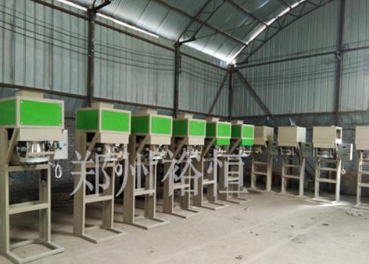 我们推荐郑州有机肥包装机哪里买_有机肥包装机报价相关