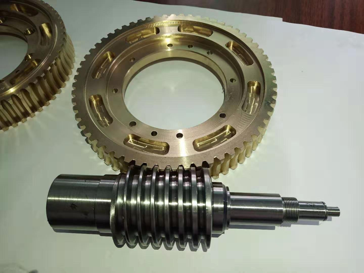 High-precision worm gear machining_worm gear related-Phase Hongye Beijing Technology Co., Ltd.