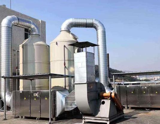 废气治理装置报价_氮氧化物废气处理成套设备多少钱