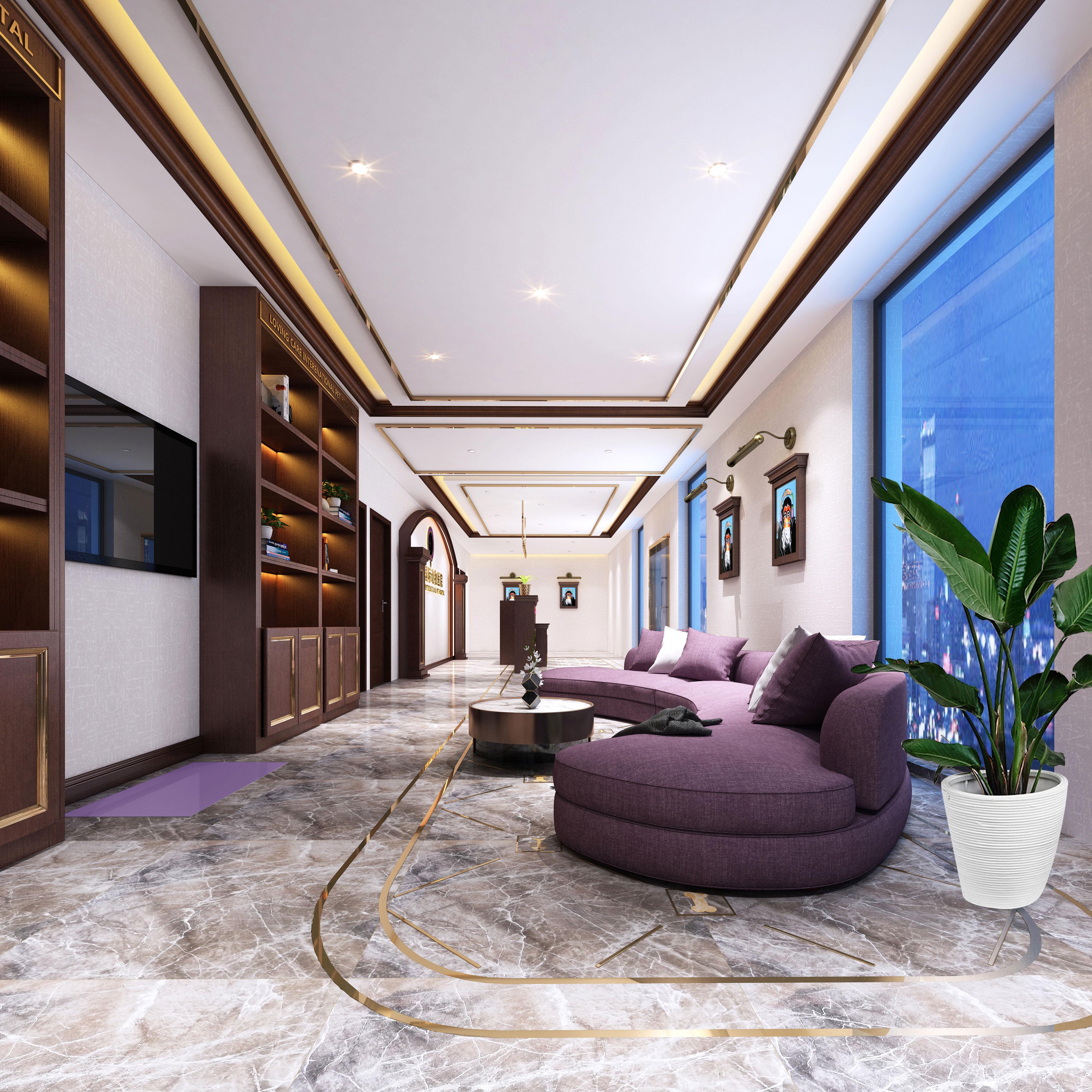 高品质北京娱乐会所空间设计费用_娱乐会所空间设计思路相关-北京林间建筑装饰设计有限公
