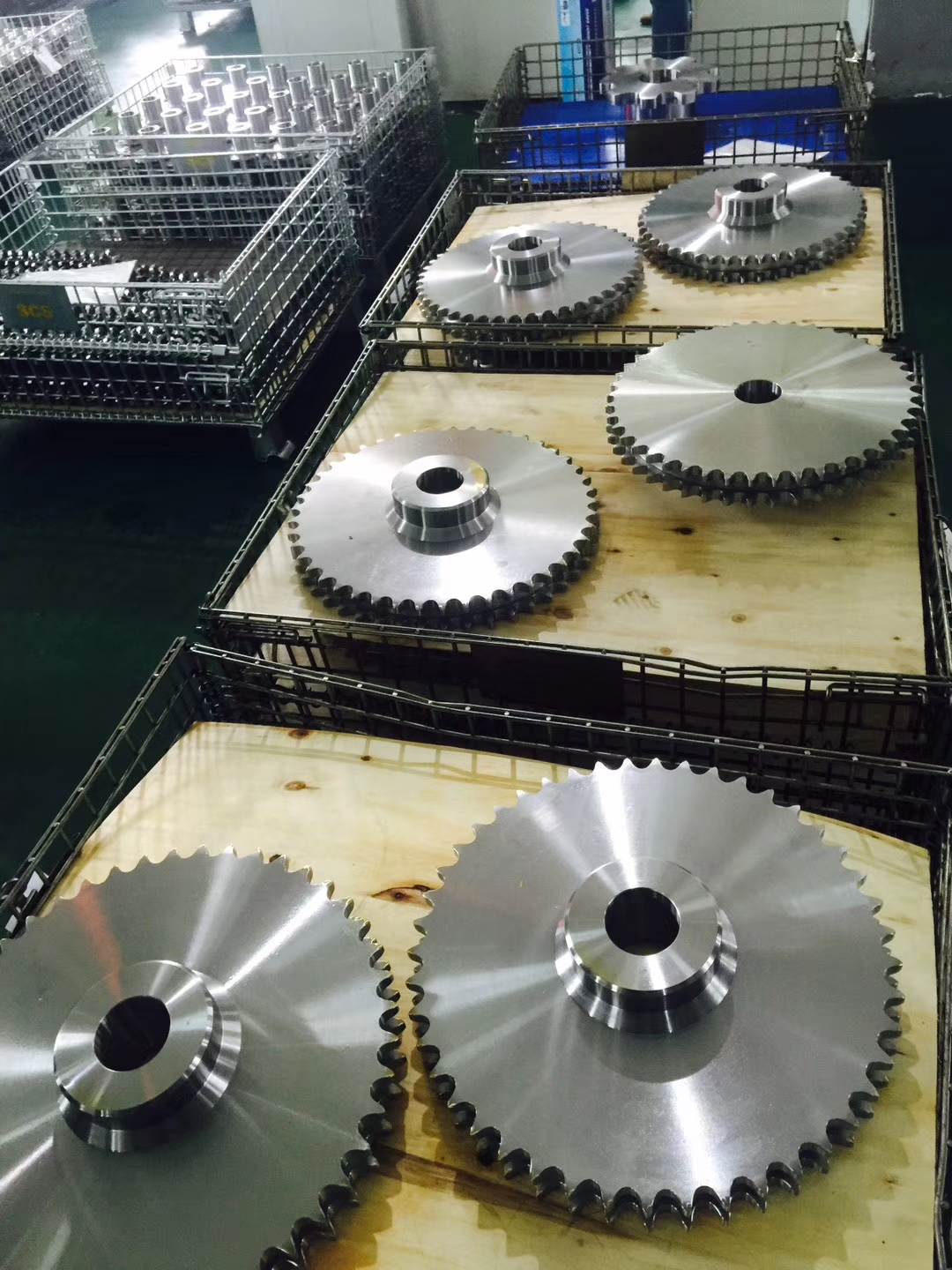 Looking for chain sprocket processing_sprocket factory related-Phase Hongye Beijing Technology Co., Ltd.