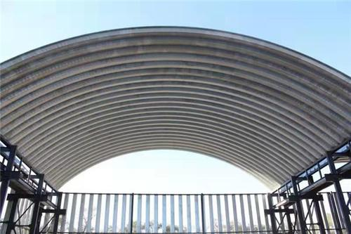钢结构料棚安装_移动式活动房-四川尚居集成房屋有限公司