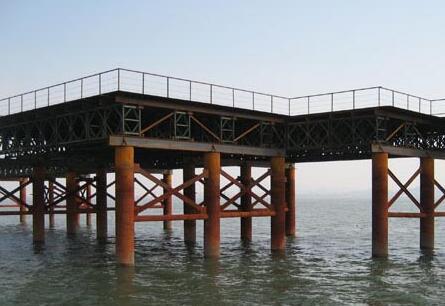 云南贝雷桥价格_云南钢结构公司-四川康健钢结构工程有限公司