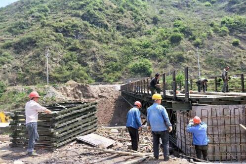贵州钢便桥租赁_优质钢结构哪家好-四川康健钢结构工程有限公司