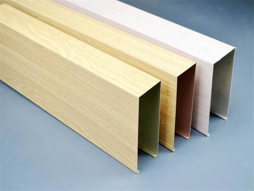 高品质铝梁铝方通定制_矩形管相关-成都酷派装饰工程有限责任公司