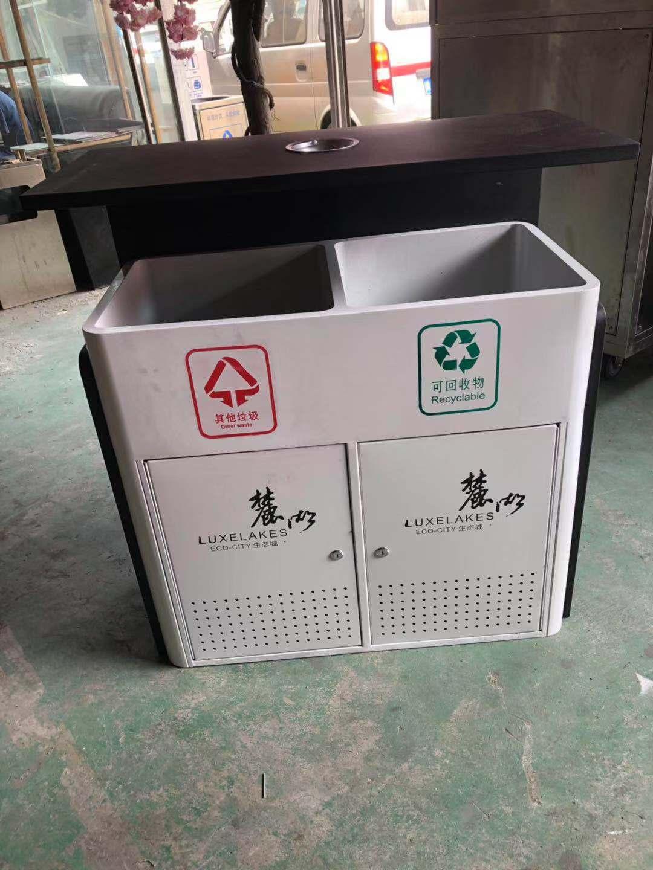 户外不锈钢垃圾桶批发_其他焊接材料与附件规格-成都锐峥金属制品有限公司