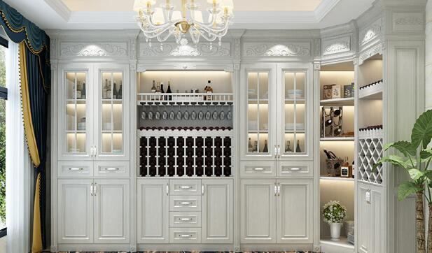 客厅玄关柜设计_其他客厅家具-成都黄埔仁和家居有限责任公司