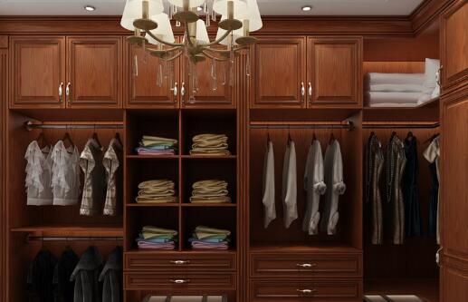 了解步入式衣柜全屋定制_定制衣柜相关-成都黄埔仁和家居有限责任公司