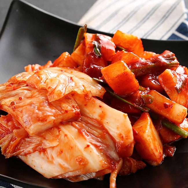 高品质好吃的辣白菜_辣白菜相关-金家汤饭
