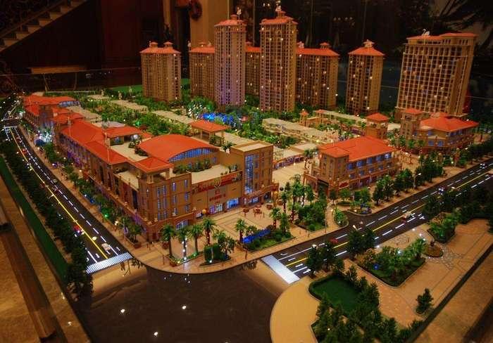 江门住宅模型_珠海建筑图纸、模型设计公司-广州艺景模型设计有限公司