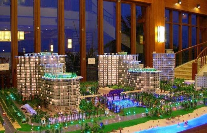 深圳场景模型制作_场景模型图片相关-广州艺景模型设计有限公司