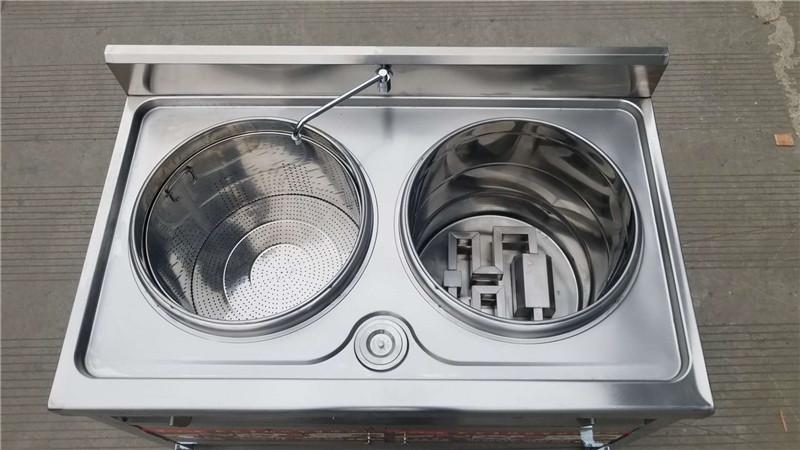 定制蒸饭车厂家直销_电品牌-四川烧火郎厨具有限公司