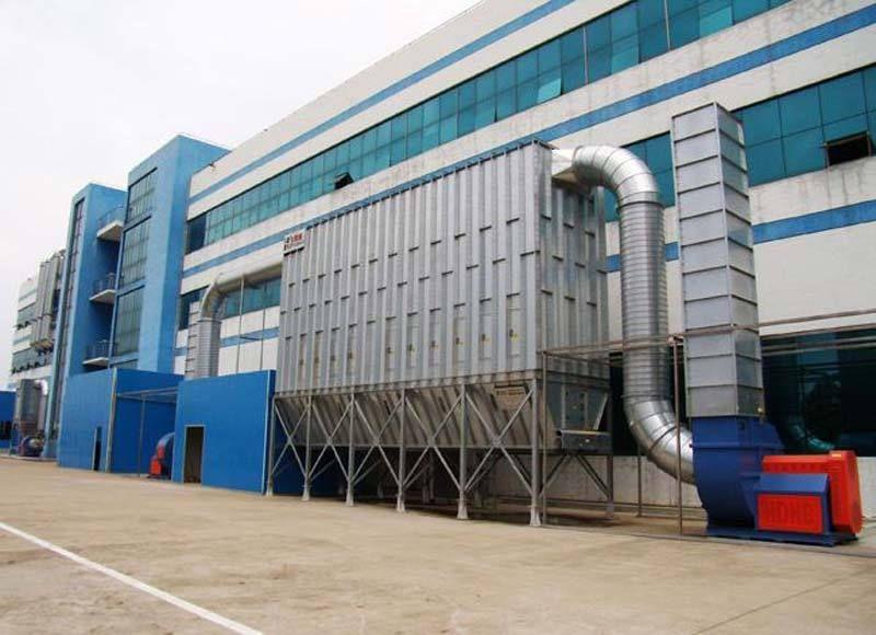 干式除尘系统使用维护制度_换热、制冷空调设备设计方案-四川浩宇天诚工程设备有限公司