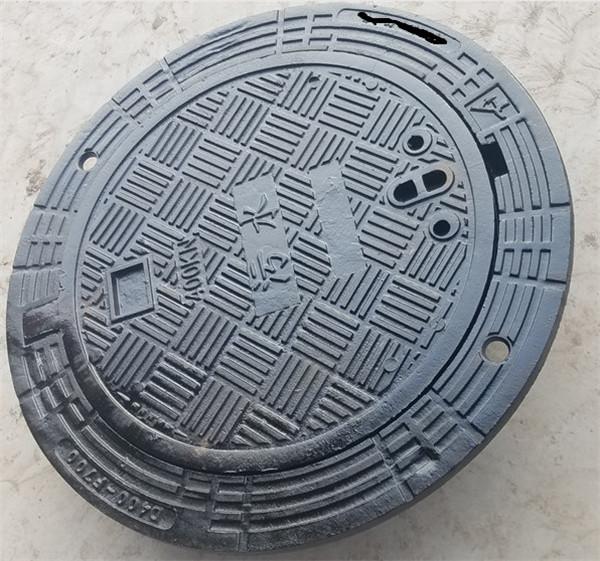 球墨铸铁井盖生产厂家_700井盖-西安市宏润管道设备有限公司
