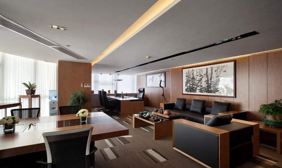 写字楼装修哪家好_靠谱的装潢设计公司-北京市吉畅禾装饰工程有限公司