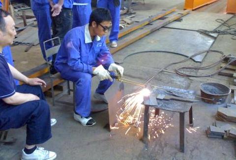 焊工考试国家标准_山西电工电气-山西久安达电力工程有限公司