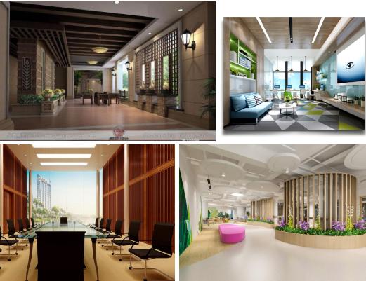 办公室装修施工_北京专业装潢设计公司-北京城建远通建筑有限公司