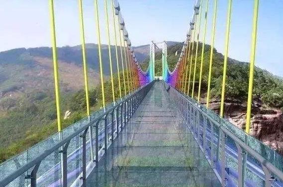 中国重庆5D全景玻璃桥图片_商务服务介绍-重庆新膳道餐饮管理有限公司