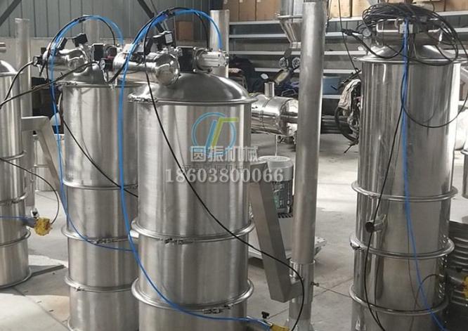 粉料真空上料机价格_粉料机械及行业设备-河南省圆振机械设备有限公司