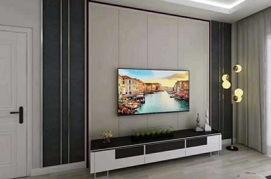 卧室护墙板设计_护墙板定制相关-成都恋尼菲雅家居有限公司