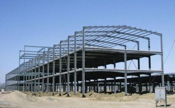 绿色钢结构工程哪里找_桥梁钢结构工程相关-河南博洋建设工程有限公司