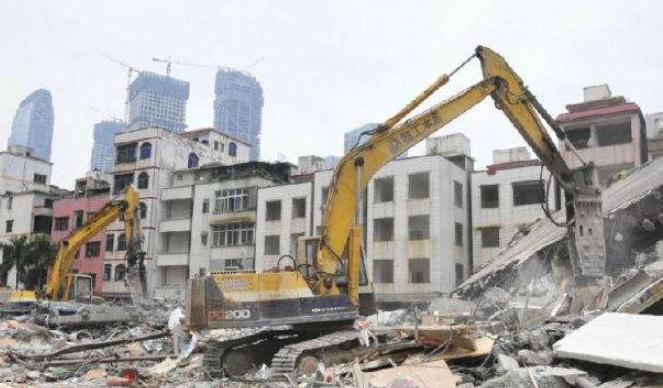 地块房屋拆除工程有限公司_砖混结构建筑项目合作资质-河南博洋建设工程有限公司