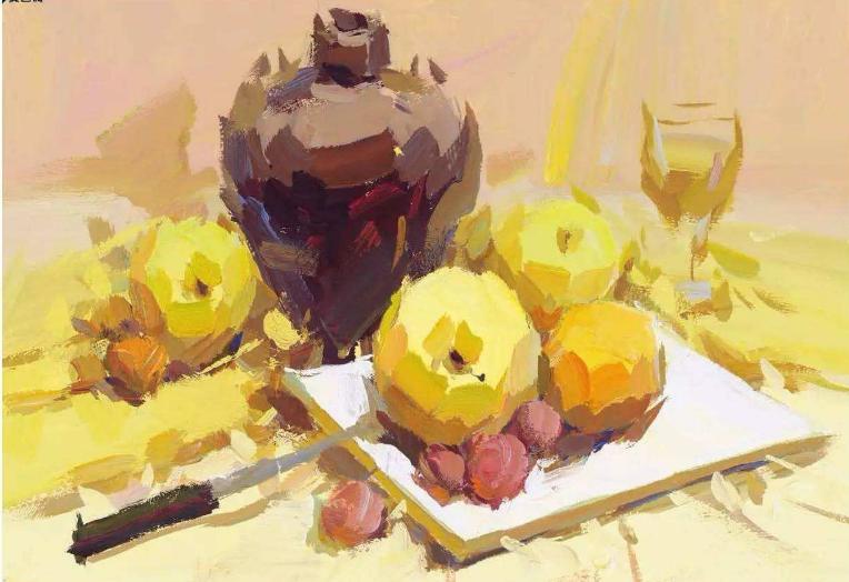 油画绘画工具有哪些_绘画工具价格相关-北京当代黄宾虹艺术院