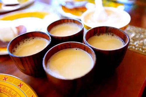 塔爾寺酥油茶_藏族酥油-西藏柏良建設工程有限公司