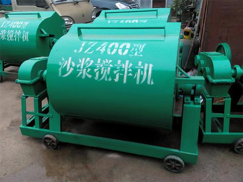 立式砂浆搅拌机规格_砂浆王搅拌机相关-漯河天鸽机械设备有限公司