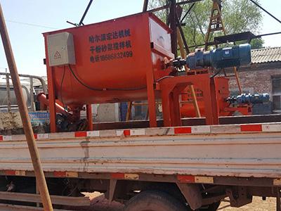 河南干粉砂浆设备价格_干粉砂浆机相关-漯河天鸽机械设备有限公司
