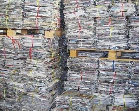 废纸回收多少钱一斤